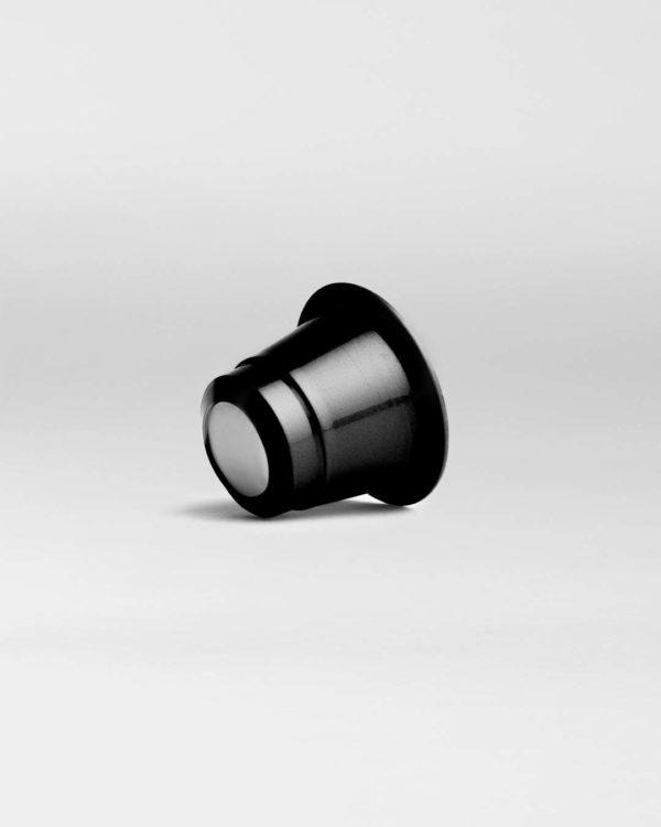 Schwarze-Espresso-Kapsel