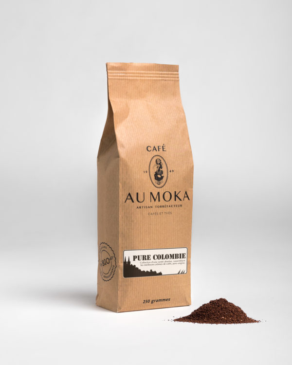 Au Moka_PURE COLOMBIE_MOULU_250g